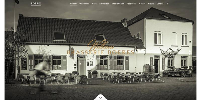 Boeres - Jan Bruyninckx Logo Digital Analyst Scrum Master Website Developer DPO Politician