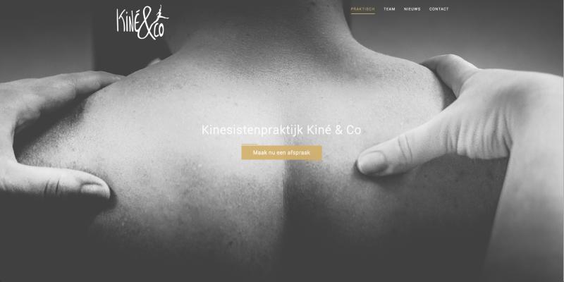 Kiné & Co - Jan Bruyninckx Logo Digital Analyst Scrum Master Website Developer DPO Politician
